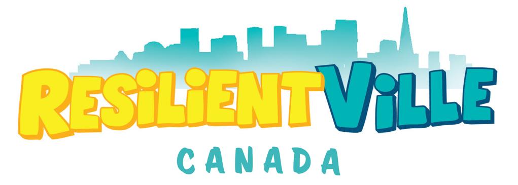 Resilientville Canada game logo