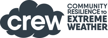 Community Resilience to Extreme Weather logo