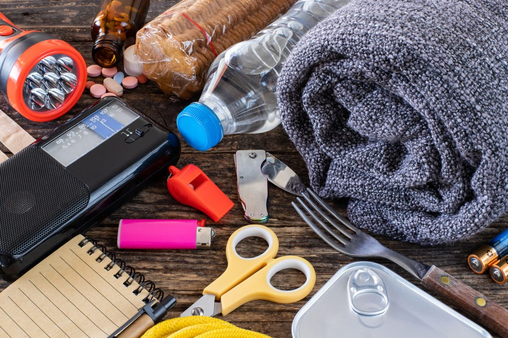 Click to learn about Emergency Preparedness