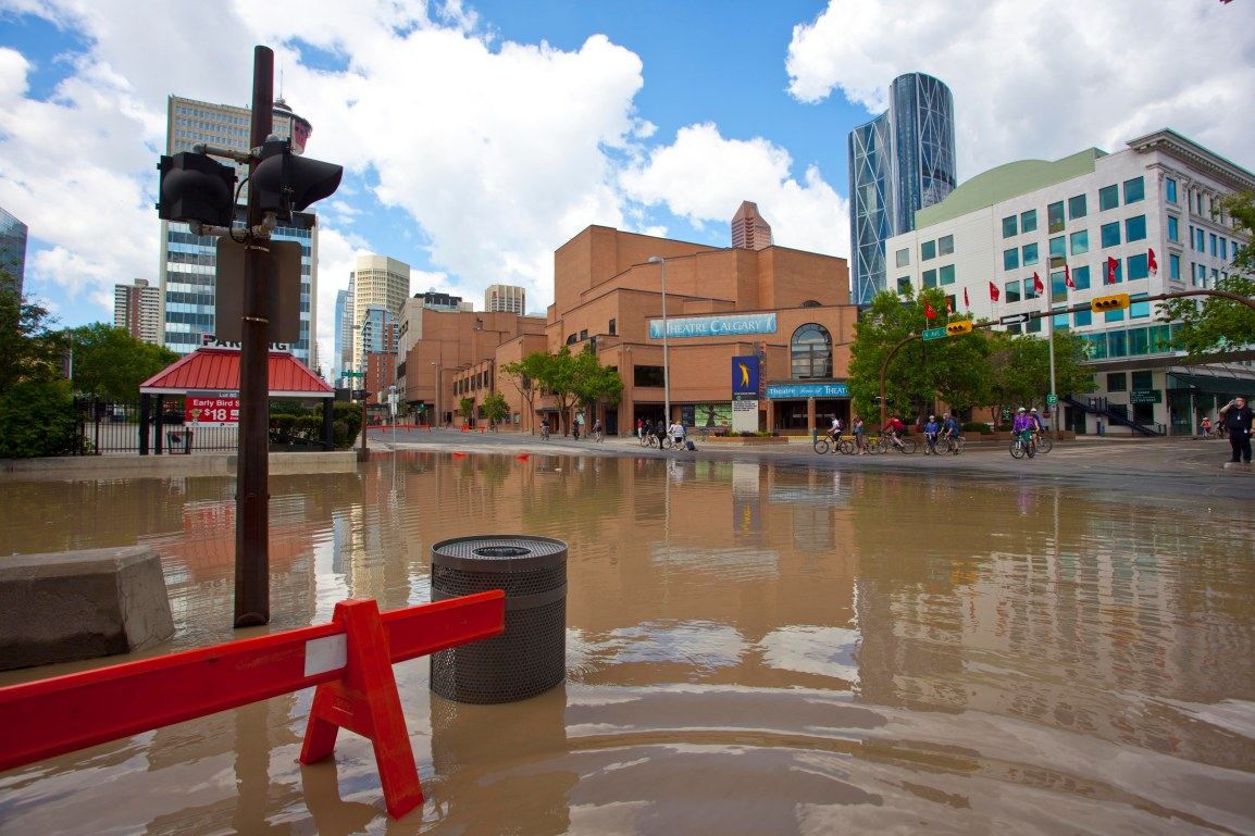 Climate disaster ground zero: How Calgary's revolutionary emergency management system is getting hands-on with the effects of severe weatherevents